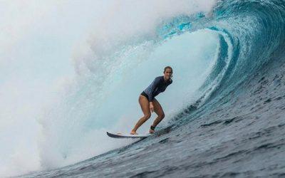 Bethany Hamilton, alma de surfera
