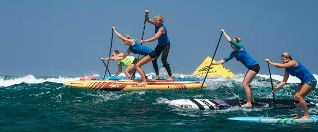 Downwind, ¿qué significa? | Diccionario de Surf (y SUP)