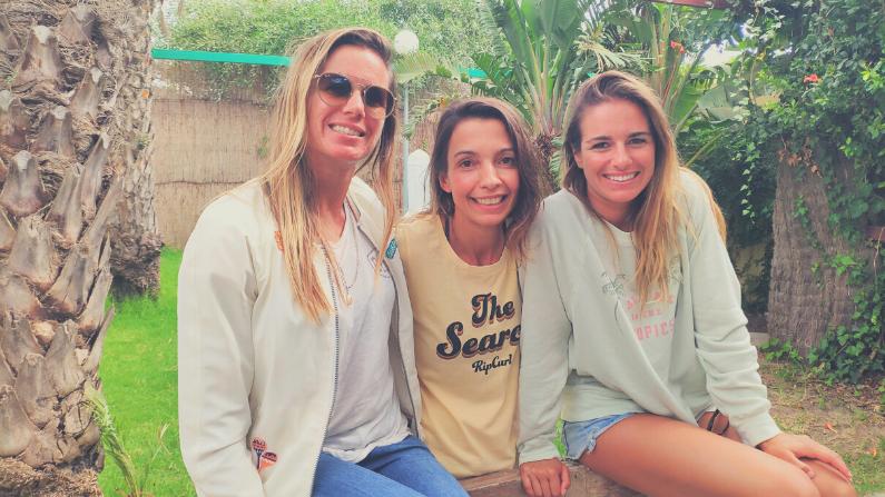 Entrevista a las hermanas Alabau | Windsurf iFoil Olímpico en París 2024