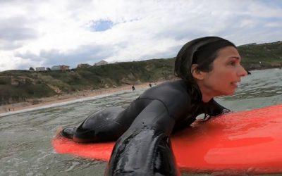 ¿Qué es la tortuga en el surf? Diccionario de Surf de Surfea Como Puedas