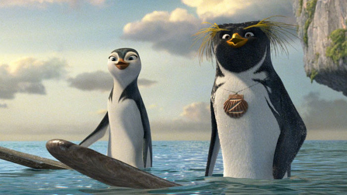 Peli en Netflix Locos por el SURF