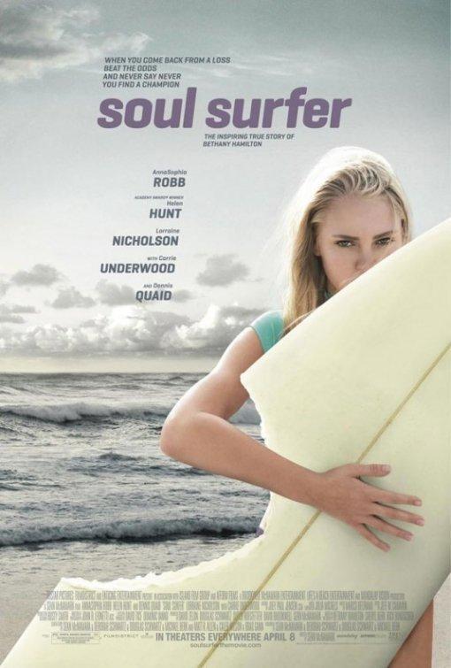Soul Surfer, pelis de Surf en Netflix