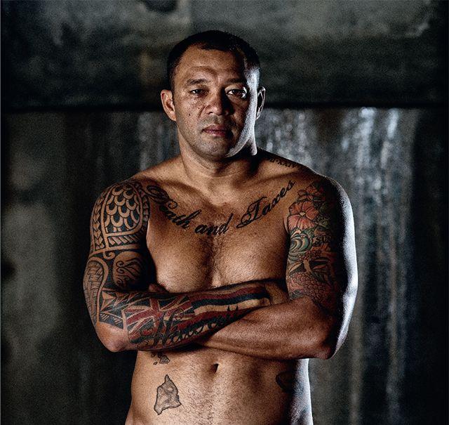 Tatuaje Sunny Garcia