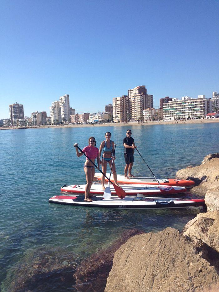 Elena Tabla Paddle Surf 2015