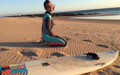 Aprender Surf a los cuarenta
