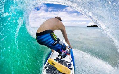 Mike Coots, la vida después del ataque de un tiburón