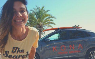 The Search | La búsqueda en el Surf con el Hyundai Kona Híbrido
